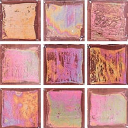 Bisazza Opera Gloss 1,5x1,5 cm OP 15.07 Gloss  Bad Küche Dusche Italien